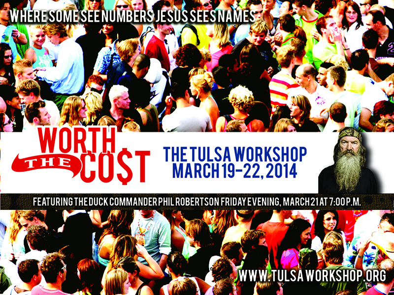 2014 Tulsa Workshop